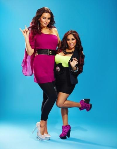 Snooki and JWoww Photo