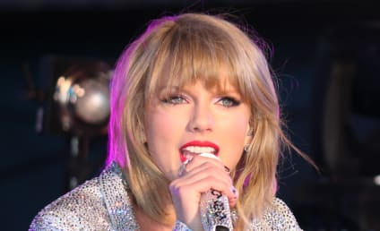 "Taylor Swift Trademarks Phrase ""This Sick Beat"""