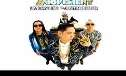 "Justin Bieber Teams with Far East Movement to ""Live My Life"""