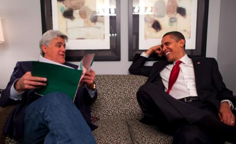 President Obama: Returning to the Tonight Show!