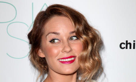Lauren Conrad Denies Feud With Audrina Patridge