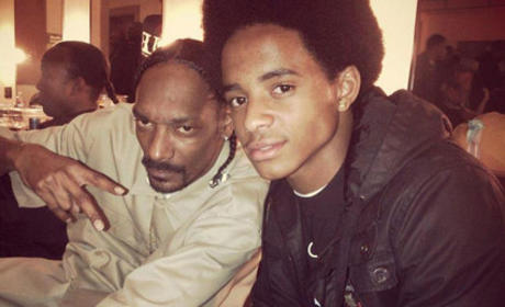 Cordell Broadus, Snoop Dogg's Son, to Join Justin Combs on UCLA Football Team?