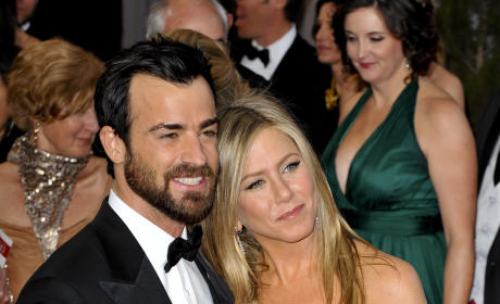 Jennifer Aniston and Justin Theroux: Is It Over?