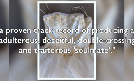 Bitter Used Wedding Dress Ad: 7 Classic Digs
