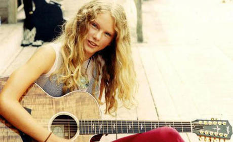 Taylor and Her Guitar