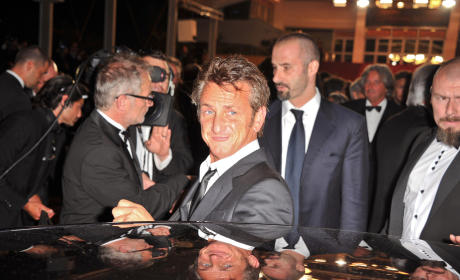 Sean Penn Photograph