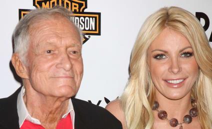 Hugh Hefner: Playboy Wants Antonella Barba Nude