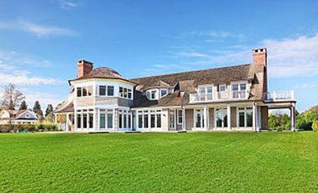 Jennifer Lopez' Hamptons Home