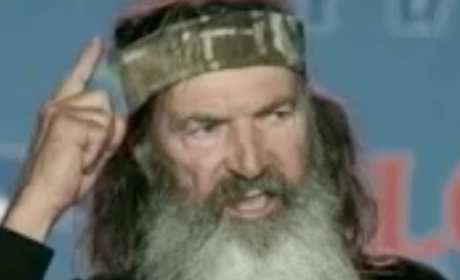 Phil Robertson: AIDS Is God's Penalty for Immoral Sexual Conduct!