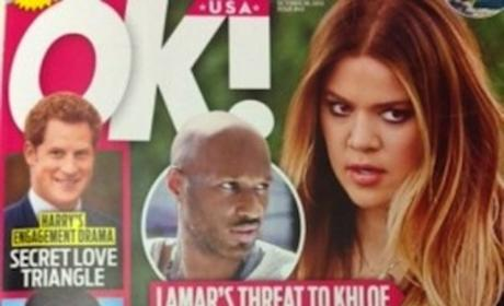 Lamar Odom Tabloid Request