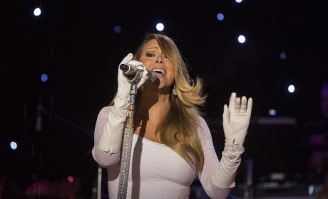 Mariah Carey Slammed by Human Rights Organization for Concert in Angola