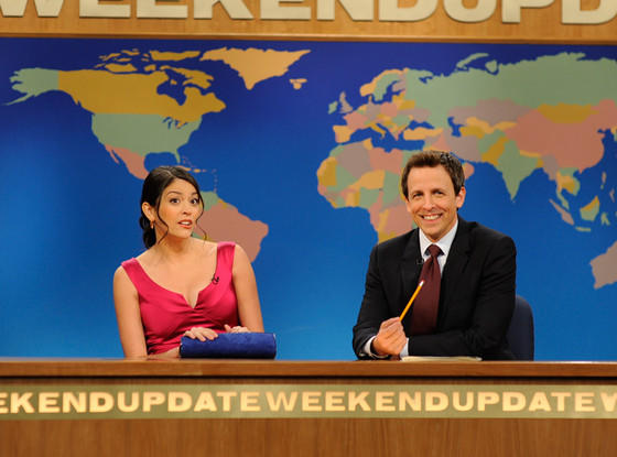 Cecily Strong on SNL