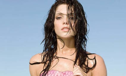More Ashley Greene Naked Photos: Released (and Body Painted)!