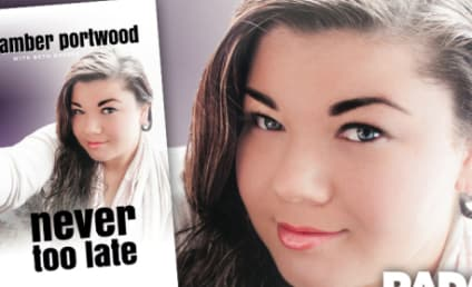 Amber Portwood Book Cover Released: Teen Mom Star Says It's Never Too Late!