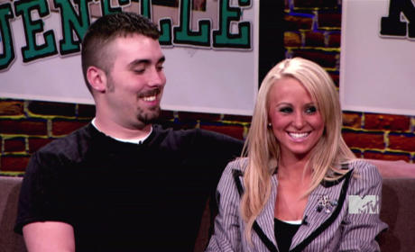 "Report: Amber Scaggs Pregnant By Corey Simms, Leah Messer Will Be ""Devastated"""