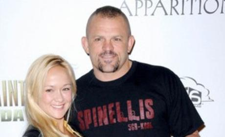 Chuck Liddell and Heidi Northcott: Engaged!