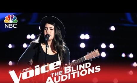 Madi Davis - It's Too Late (The Voice)