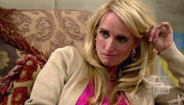 Kim Richards on TV