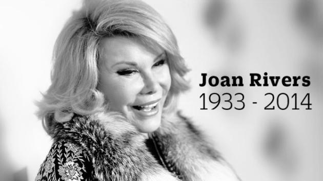 R.I.P. Joan Rivers (1933-2014)