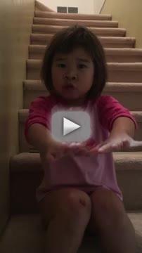 6 year old pleads for gentle divorce in in between parents
