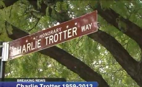 Charlie Trotter Dies; Famed Chicago Chef Was 54