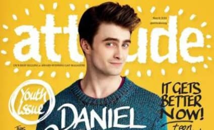 Daniel Radcliffe Defends Gay Marriage: It's About Equality!