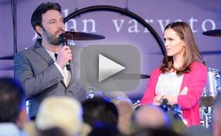 Ben Affleck: Finally Ready To Divorce Jennifer Garner?