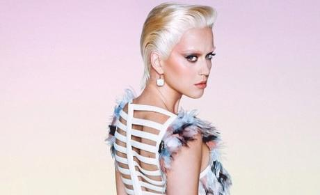 Katy Perry Rocks Blonde Mullet: Love It or Loathe It?