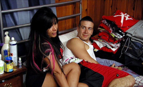Vinny Guadagnino on Pregnant Snooki: She's Super-Human!