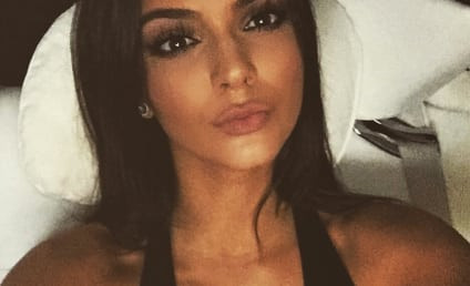 Kendall Jenner Rewards Followers with Kim Kardashian-Like Selfie