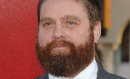 Zach Galifianakis on January Jones: Rude, Undoable!