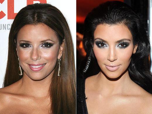 Kim vs. Eva