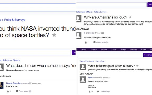 21 dumbest yahoo questions ever asked because nasa