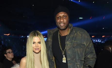 Lamar Odom: Drunk and Depressed At Bar?