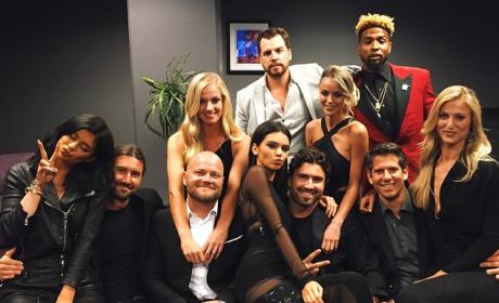 Brody Jenner and Kim Kardashian: Feuding at ESPY Awards!