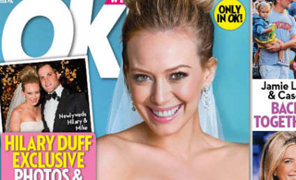 Hilary Duff: The Dream Wedding Photo