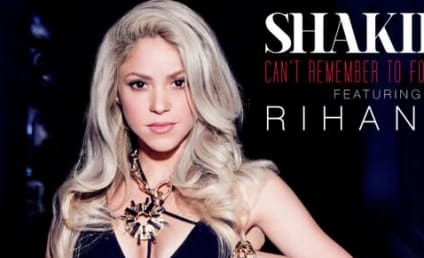 Rihanna and Shakira Single Art: Released, Hot!