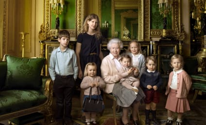 Mia Tindall Holds The Queen's Purse, Might Be Cuter Than Princess Charlotte
