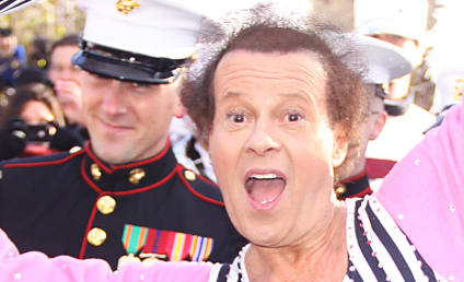 Richard Simmons: I'm Doing Just Fine, Thanks!