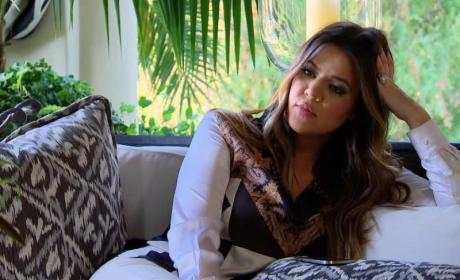 Keeping Up With the Kardashians Clip - Kim and Khloe