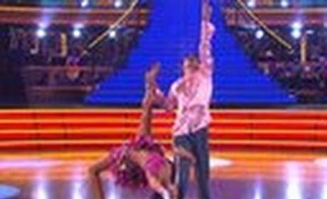 Melissa Rycroft - Dancing With the Stars Finals (Samba)