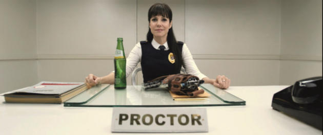 R.I.P.D. Mary-Louise Parker