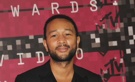 John Legend at the VMAs
