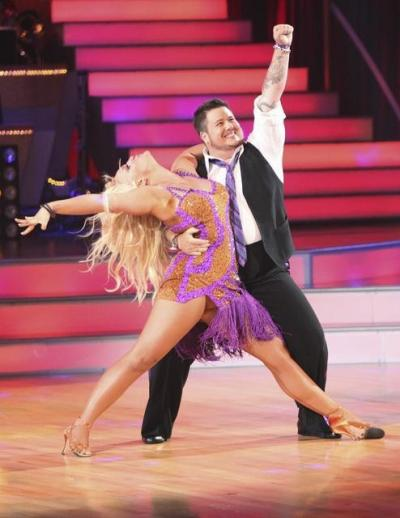 Chaz Bono on Dancing With the Stars