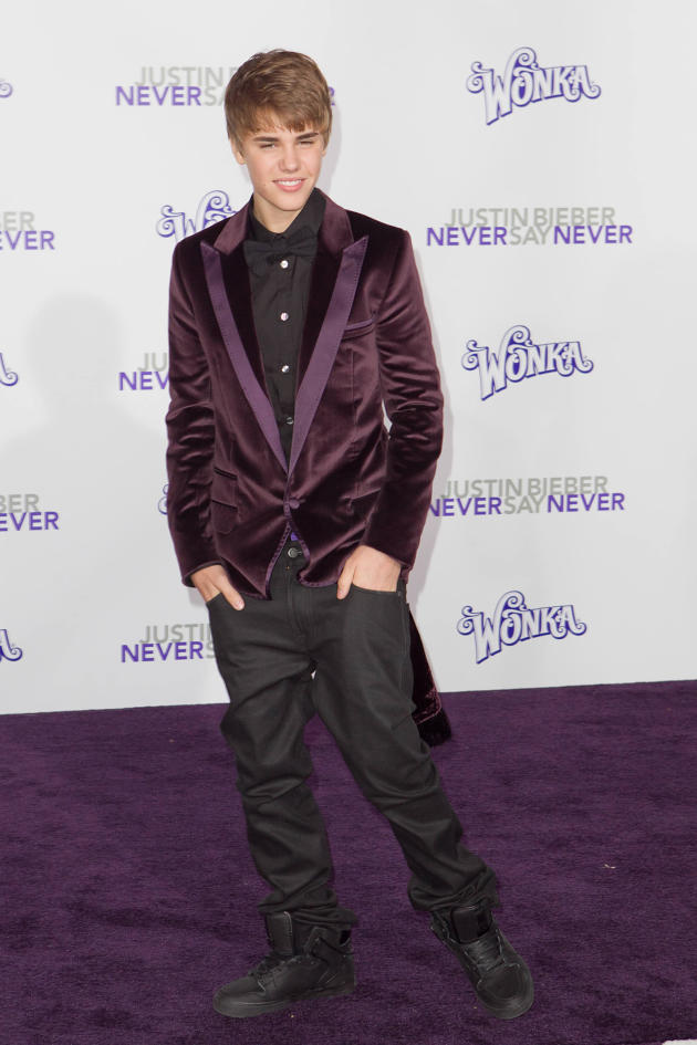 On the Purple Carpet