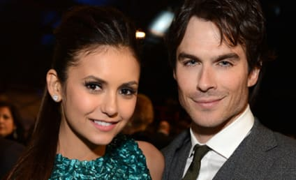 Nina Dobrev: Devastated By Ian Somerhalder-Nikki Reed Engagement?!