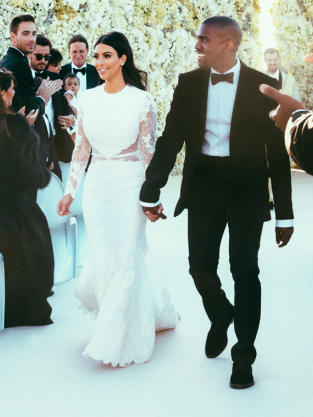 The Kimye Wedding