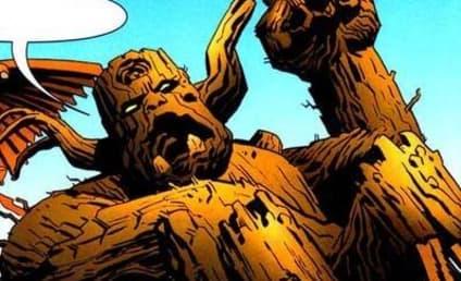 Vin Diesel as Guardians of the Galaxy's Groot?