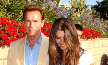 Maria Shriver Leaked Arnold Schwarzenegger Affair, Love Child Details, Report Says
