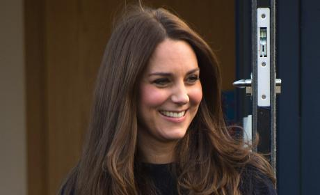 Kate Middleton: Friends With a High-End Sex Worker?